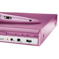 Dvd Karaoke Mondial Fashion Star II D-16 Rosa