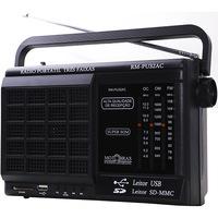 Rádio Portátil Motobras RM-PU32AC
