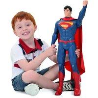 Boneco Bandeirante Superman Liga da Justiça Gigante