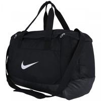 Mala Nike Club Team Swoosh Duff Preta e Branco