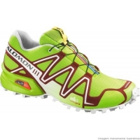 Tênis Salomon Speedcross 3 Masculino Verde Tamanho 42 | JáCotei