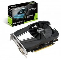 Placa de Vídeo Asus GeForce GTX 1660 OC Phoenix 6GB PH-GTX1660S-O6G