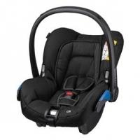 Bebê Conforto Maxi-Cosi com Base Citi Black Raven