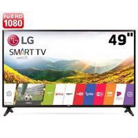 Smart TV LED 49 Full Hd LG 49LJ5550
