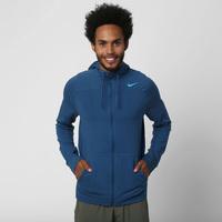 66b3450b50 Jaqueta Nike Dri-Fit Touch Fleece c  capuz Masculina Azul