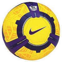 Bola de Futebol de Campo Nike T90 Strike Hi-Vis 09 Amarela e Roxa ... 37f258b3581d8