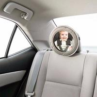 Espelho Retrovisor para Banco Traseiro Baby Look Multikids Baby Preto BB181