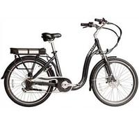 Bicicleta Elétrica Blitz Eletron 6V Aro 26 Preta