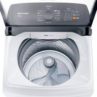 Máquina de Lavar Brastemp BWK14ABBNA 14Kg Branca 220V