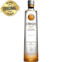 Vodka Francesa Ciroc Peach Garrafa 750ml