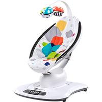 Cadeira de Descanso com Movimentos 4Moms Mamaroo 3.0 Multi Colorida