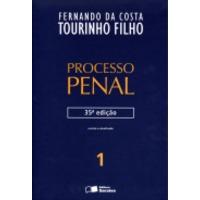 Processo Penal Volume 1