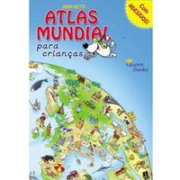 Atlas Mundial para Crianças 1ª Edição