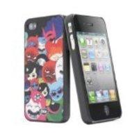 Case Iskin Aura Happy Friends - Iphone 4 e 4s