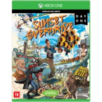 Sunset Overdrive Day One Xbox One Microsoft