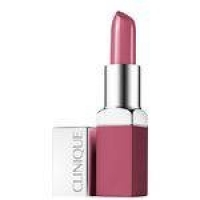 Clinique Pop Lip Colour + Primer Plum - Batom Cremoso 3,9g