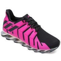 Tênis Adidas Springblade Pro Feminino Pink e Preto