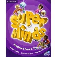 Super minds 6 - student´s book