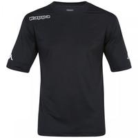 Camiseta Kappa Xoron Masculina Preta  6295deab13c8f