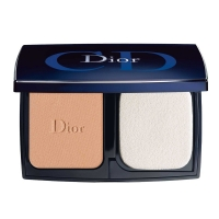 Base Compacta Dior Diorskin Forever Flawless Perfection Fusion Wear Makeup Honey Beige 040