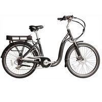 Bicicleta Elétrica Blitz Eletron 6V Aro 26 Preta Fosco