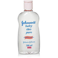Johnson´s Baby Óleo Puro 200ml