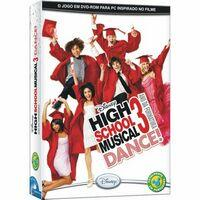 Jogo p/ PC High School Music 3 Dance Positivo