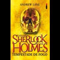 Ebook - O jovem Sherlock Holmes - Tempestade de fogo