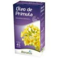 Óleo De Prímula Bionatus 500 Mg Com 45 Cápsulas