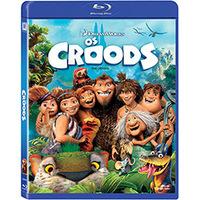 Os Croods Blu-Ray - Multi-Região / Reg.4