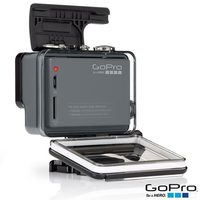 Camera Digital GoPro HeroPlus com 8 MP CHDHC-101-LA Bluetooth e Wi-Fi Preto