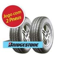 Kit Pneu Aro 13 Bridgestone Potenza RE 740 165/70R13 78T 2 Unidades