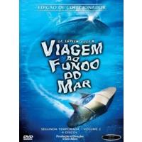 Viagem ao Fundo do Mar 2ª Temporada Vol. 2 4 DVDs - Multi-Região / Reg.4
