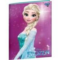 Caderno Brochura Universitário Frozen Magic Elsa Jandaia - Jandaia