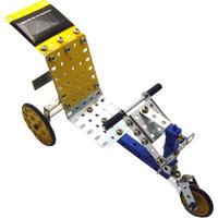 Triciclo Solar Bike Modelix Stater 1 Energia Solar