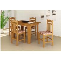Mesa Canção Cerejeira 4 Cadeiras
