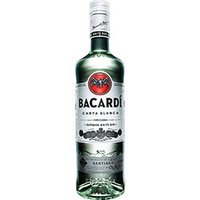Rum Bacardi Superior Sabor Original 980ml