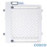 Grade de Segurança Para Porta Cosco Care Gate 41780 Branco Neve