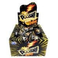 Chiclete Poosh Energy C/40 - Arcor