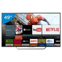 Smart TV Sony LED 49 4K KD-49X7005D Android