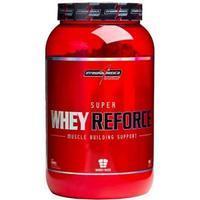 Suplemento Integralmédica Super Whey Reforce Chocolate 907g