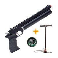 Kit Pistola De Pressão Pcp Pp700s-A Olimpic 5.5Mm - Artemis + Chumbinho 5.5Mm + Bomba