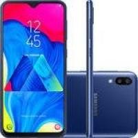 Smartphone Samsung Galaxy M10 Desbloqueado Dual Chip 32GB 6.2 Android 8.1 Azul
