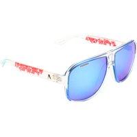 9fb21be44bfd7 Óculos de Sol Absurda Calixtin Azul e Vermelho