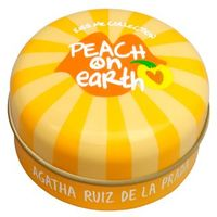 Gloss Labial Agatha Ruiz De La Prada Peach On Earth Kiss Me Collection Incolor