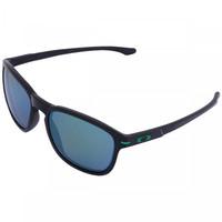 Óculos de Sol Oakley Enduro Iridium Polarizado Unissex Preto e Verde ... 60c3ab3e54