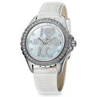 Relógio Just Cavalli WJ20288S Analógico Branco