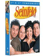 Seinfeld - 1ª e 2ª Temporadas (Box 4 DVD's) - Reg. 4