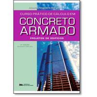 Curso Prático de Cálculo em Concreto Armado - Projetos de Edifícios