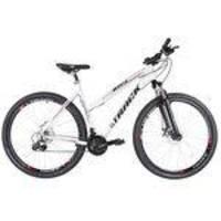 Bicicleta Feminina Tkfm 29 Aro 29 21v -disk Brake - Branca- Track Bikes